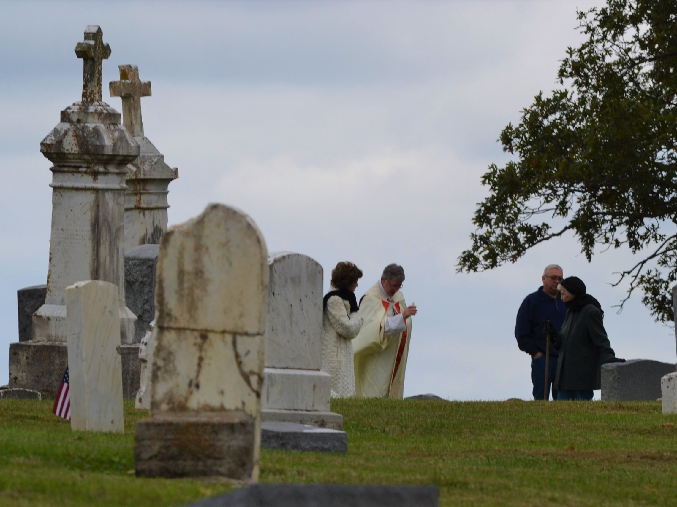 2017 Cemetery Blessing